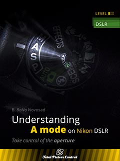 Understanding A mode on Nikon DSLR Take control of the  aperture