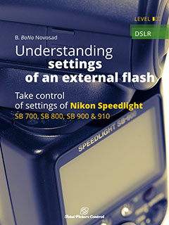 Nikon Speedlight: Understanding settings of the external flash Take control of settings on SB 700, SB 800, SB 900 & 910 flashes