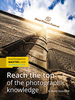 Reach the top of the photographic knowledge Photography MasterClass - Introduction