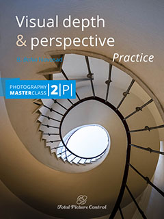 Visual depth & perspective Photography MasterClass II. (Practice)